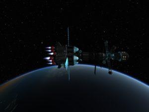 Kerbal Space Program, ou une représentation du jeu préféré et des rèves de Léo Perret.