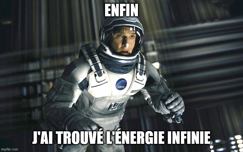 Cooper, Interstellar